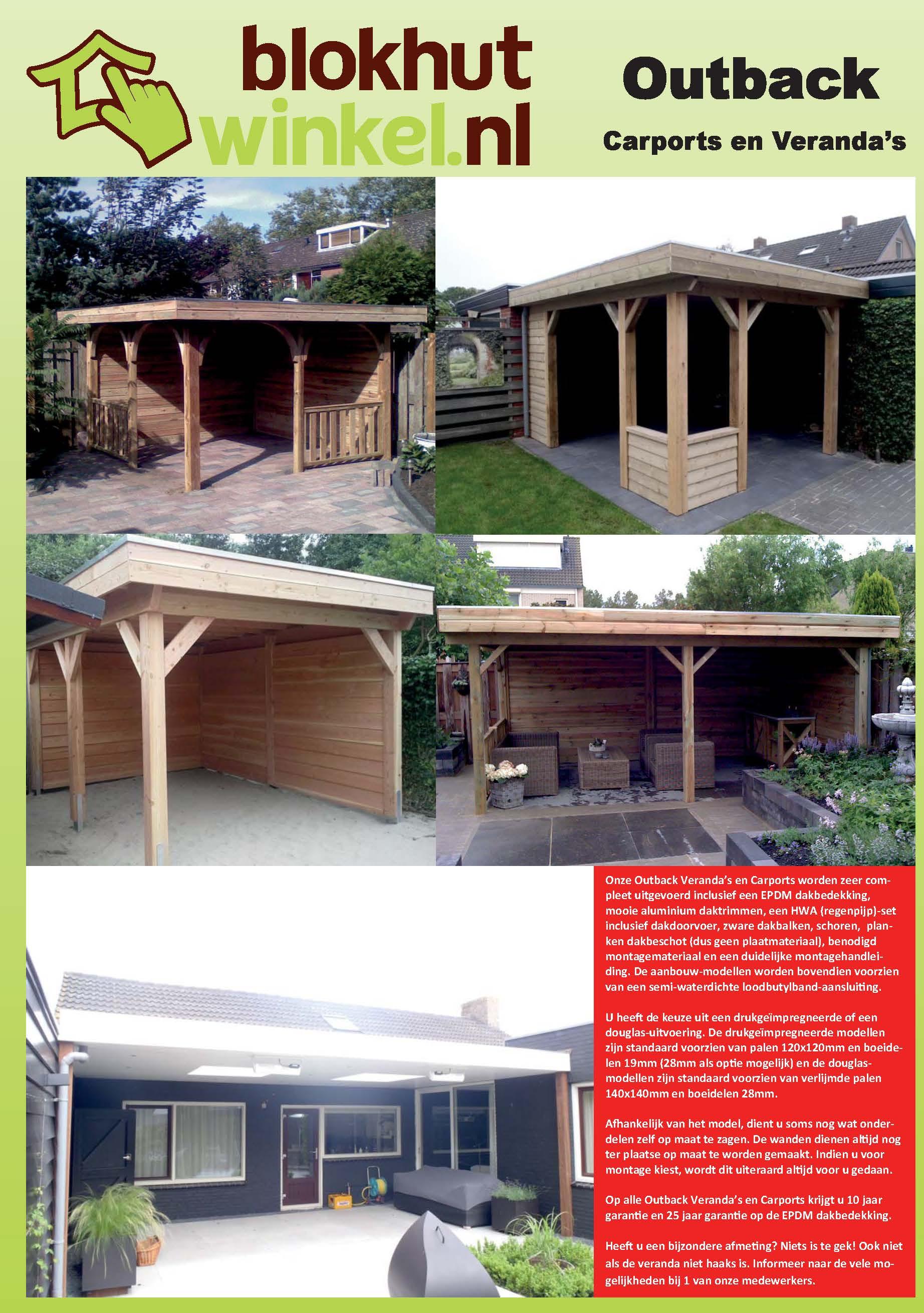 Outback houten overkappingen flyer 2017 pagina 2