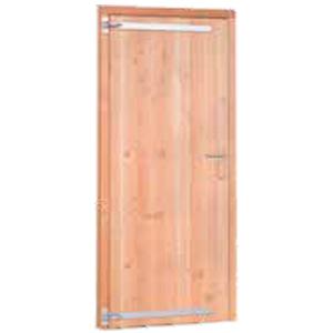 Douglas enkele deur volhout