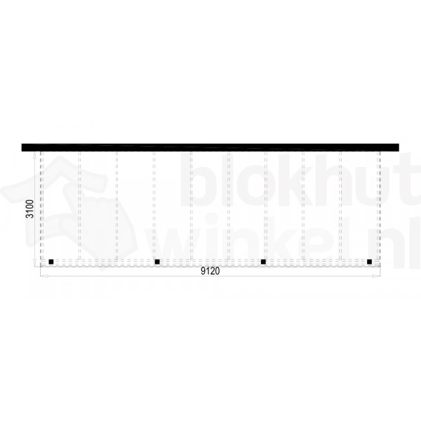 Plattegrond Overkapping Outback Panorama 912x310