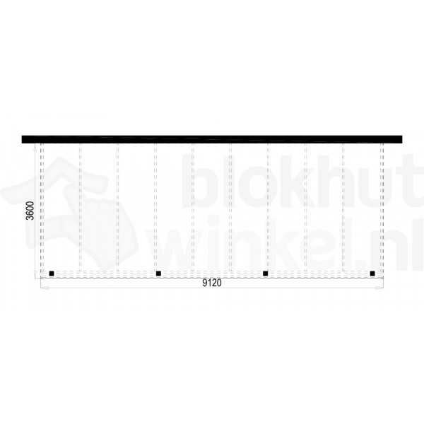 Plattegrond Overkapping Outback Panorama 912x360