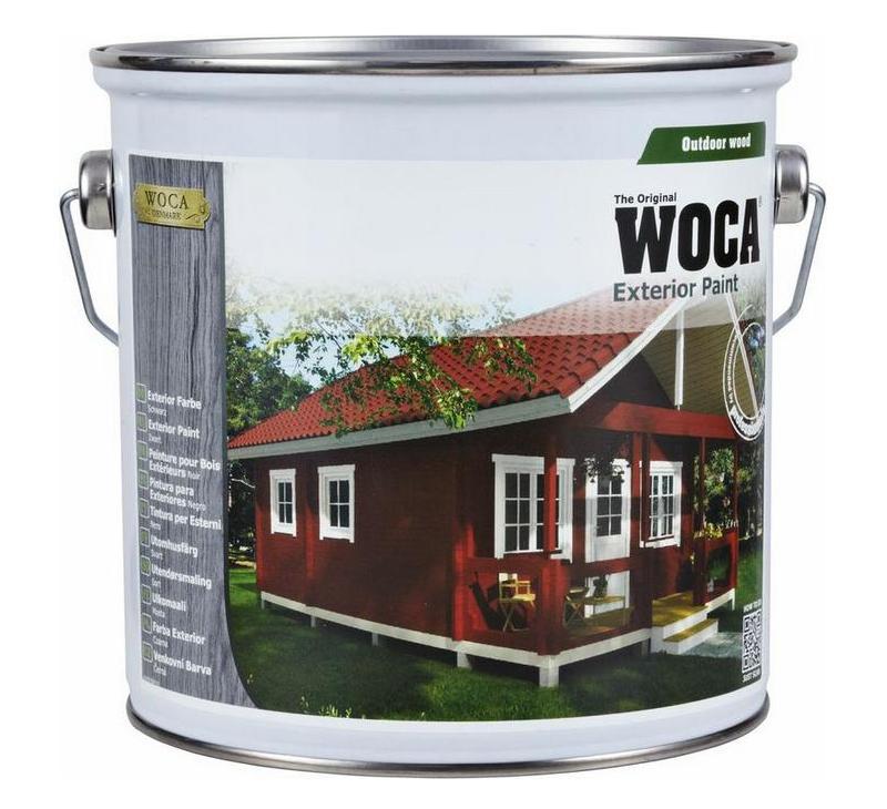 Afbeelding van Woca Exterior Paint 2,5 liter