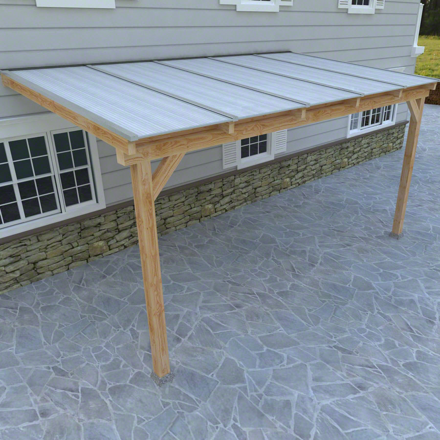 Afbeelding van PEXT Douglas veranda 306x300