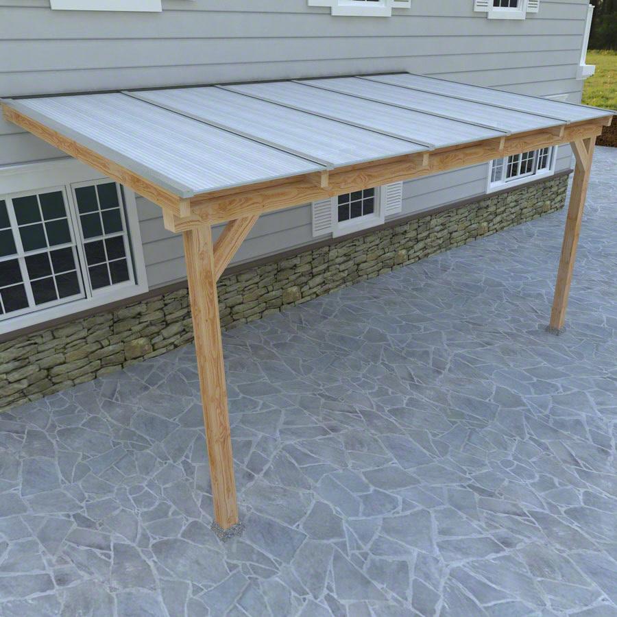 Afbeelding van PEXT Douglas veranda 306x350