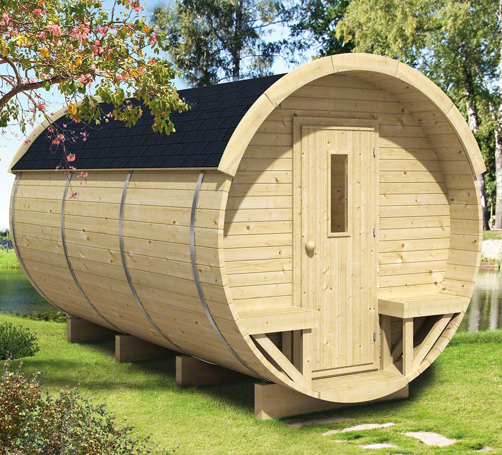 Afbeelding van Barrel Camping