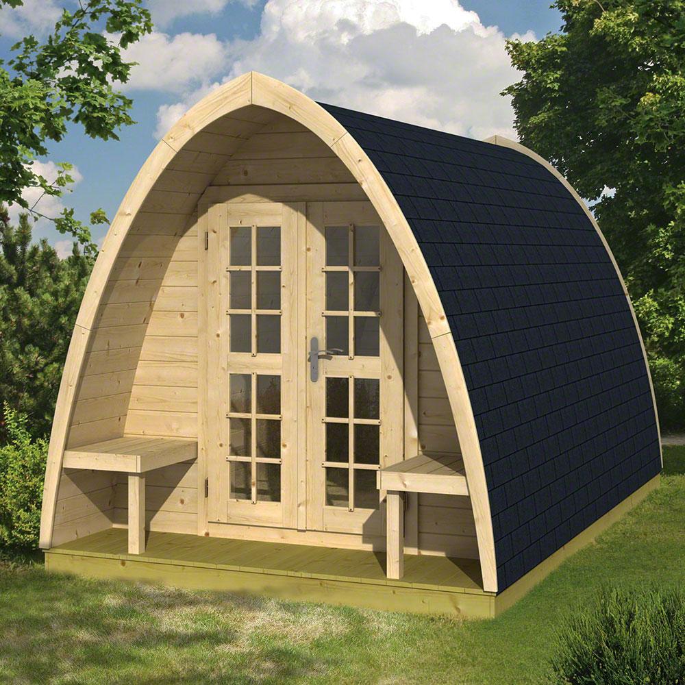 Afbeelding van Pod Camping Single