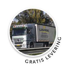 Gratis levering Lugarde blokhutten en tuinhuizen
