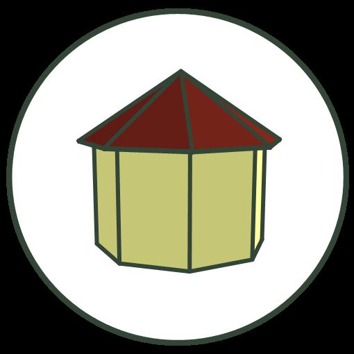 Paviljoendak