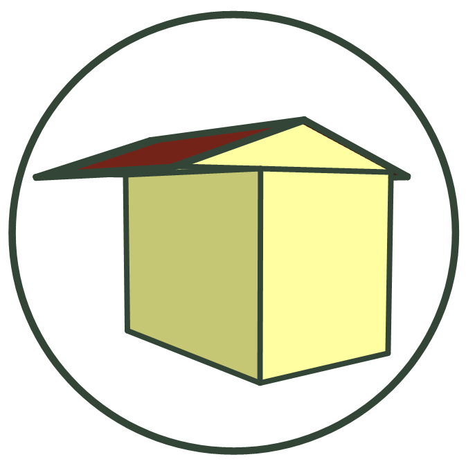Gedraaid dak