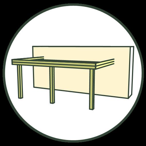 Carport aanbouw