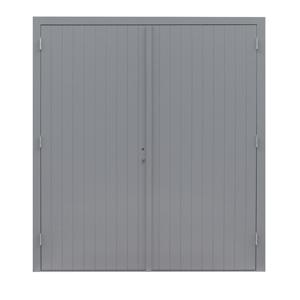 Woodvision Prestige deur volhout dubbel (hardhout)