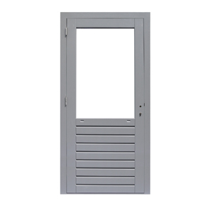 Woodvision Prestige deur glas (hardhout)