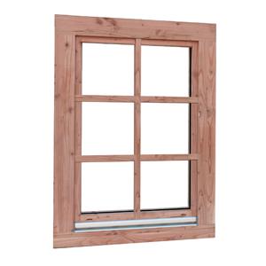 Woodvision Prestige Draai-Kiep raam