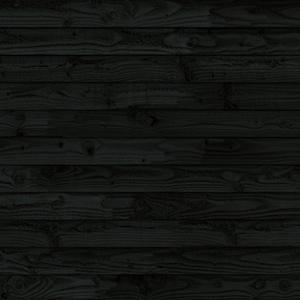 Zwart gedompeld douglashout